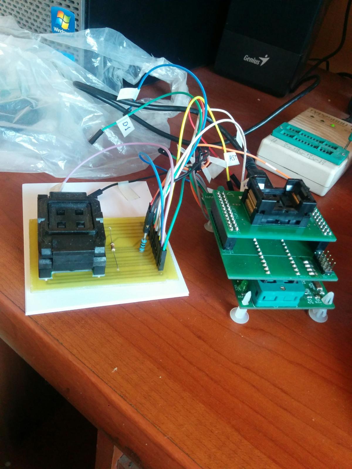 Easy-NAND Tiny Tools